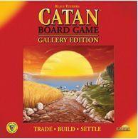 COLONOS DE CATAN GALLERY EDITION