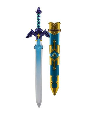 THE LEGEND OF ZELDA SKYWARD ESPADA REPL. PLASTICO LINK´S MASTER SWORD 66 CM