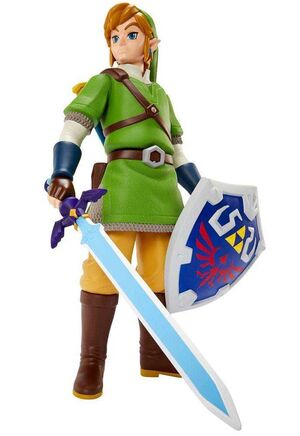 THE LEGEND OF ZELDA FIGURA 50 CM DELUXE BIG LINK