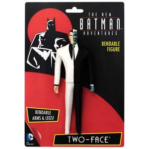 THE NEW BATMAN ADVENTURES FIGURA FLEXIBLE 14 CM TWO-FACE UNIVERSO DC