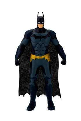 BATMAN ARKHAM KNIGHT FIGURA FLEXIBLE 14 CM BATMAN UNIVERSO DC