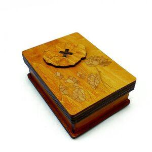 SECRET BOX BUTTON BOX