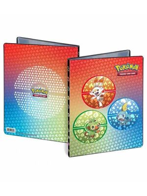 ALBUM 9 BOLSILLOS PORTFOLIO POKEMON SWORD & SHIELD GALAR ULTRA PRO