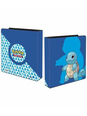 ALBUM ARCHIVADOR 3 ANILLAS POKEMON SQUIRTLE ULTRA PRO