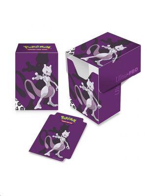 DECK BOX POKEMON MEWTWO ULTRA PRO