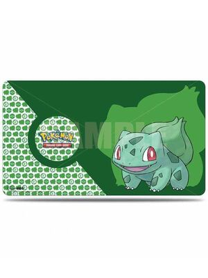 TAPETE BULBASAUR ULTRA PRO POKEMON