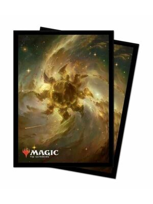 FUNDAS CARTAS MAGIC THE GATHERING CELESTIAL LANDS - PLAINS (100)