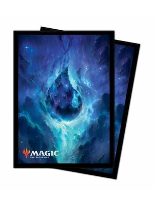 FUNDAS CARTAS MAGIC THE GATHERING CELESTIAL  LANDS - ISLAND (100)