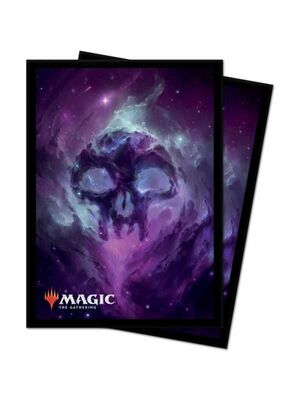 FUNDAS CARTAS MAGIC THE GATHERING CELESTIAL LANDS - SWAMP (100)
