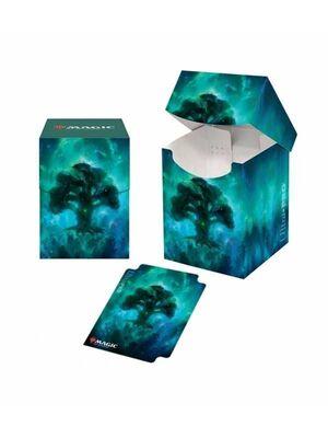 MAGIC EE DECK BOX 100+ CELESTIAL LANDS FOREST ULTRA PRO