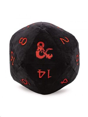 DUNGEONS & DRAGONS PELUCHE JUMBO DICE D20 ULTRA PRO