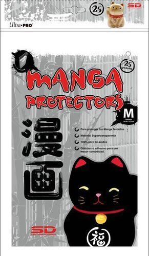 MANGA PROTECTORS (25) TAMAÑO M