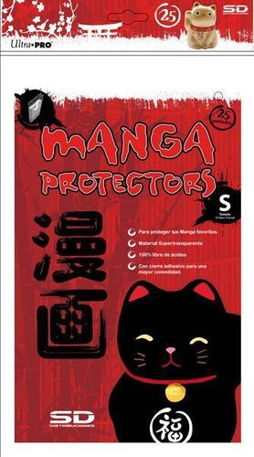 MANGA PROTECTORS (25) TAMAÑO S