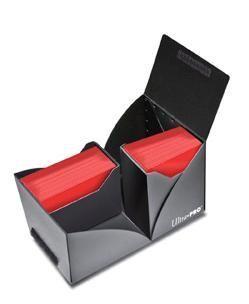 DECK BOX ULTRA PRO DUAL COLOR NEGRO