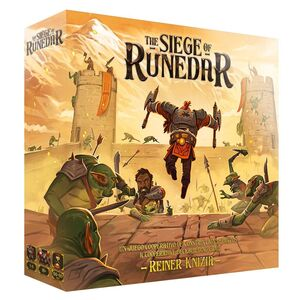 THE SIEGE OF RUNEDAR