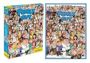 FAMILY GUY PUZZLE 1000 PIEZAS