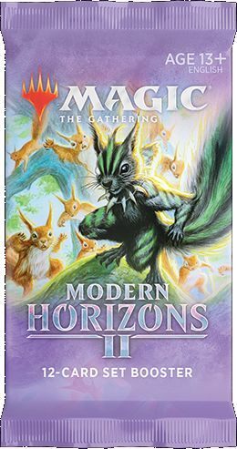 MAGIC - HORIZONTES DE MODERN II SET BOOSTER EN INGLÉS