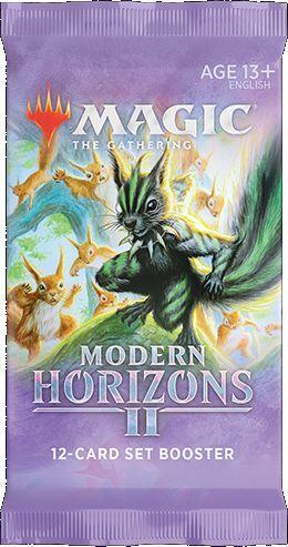 MAGIC - HORIZONTES DE MODERN II SET BOOSTER EN INGLÉS