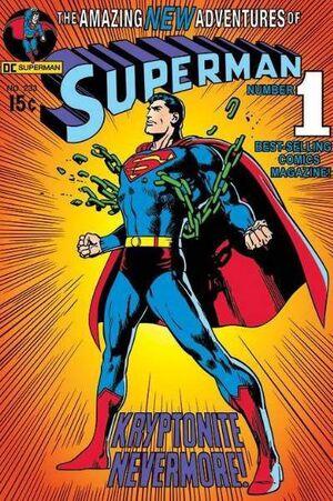 SUPERMAN POSTER KRYPTONITE 61X91CM