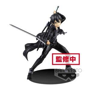 SWORD ART ONLINE FIGURA 20 CM KIRITO EXQ