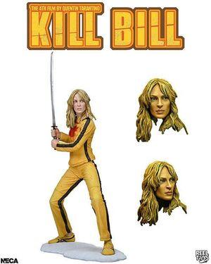 KILL BILL SERIE 1 - THE BRIDE FIG