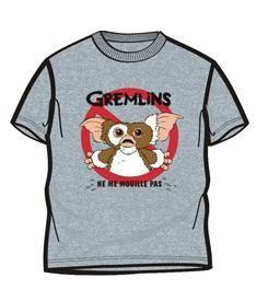 GREMLINS CAMISETA CHICO GIZMO PROHIBIDO MOJAR XL