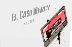 T.I.M.E. STORIES ESCENARIO 1: EL CASO MARCY
