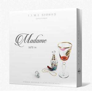 T.I.M.E.STORIES: MADAME