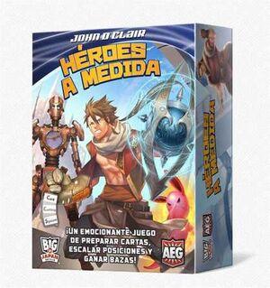 HEROES A MEDIDA JCNC