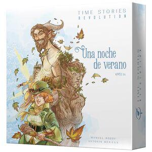 T.I.M.E STORIES REVOLUTION: UNA NOCHE DE VERANO