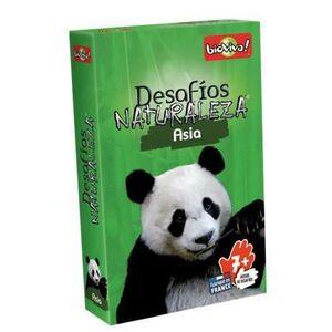DESAFIOS NATURALEZA: ASIA