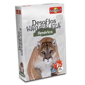 DESAFIOS NATURALEZA: AMERICA