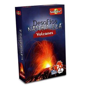 DESAFIOS NATURALEZA: VOLCANES