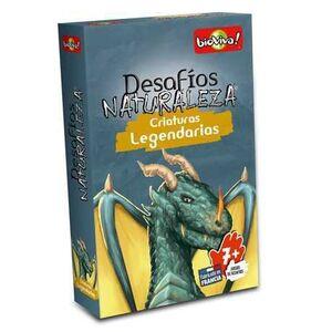 DESAFIOS NATURALEZA: CRIATURAS LEGENDARIAS