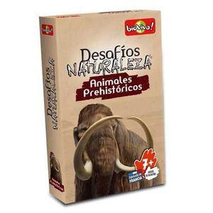 DESAFIOS NATURALEZA: ANIMALES PREHISTORICOS