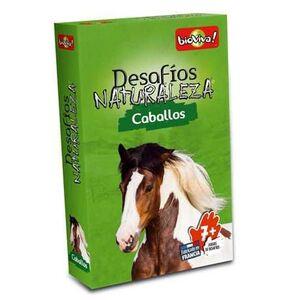 DESAFIOS NATURALEZA: CABALLOS