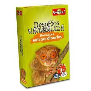 DESAFIOS NATURALEZA: ANIMALES EXTRAORDINARIOS