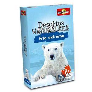 DESAFIOS NATURALEZA: FRIO EXTREMO