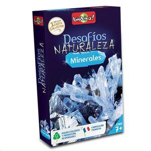 DESAFIOS DE LA NATURALEZA: MINERALES