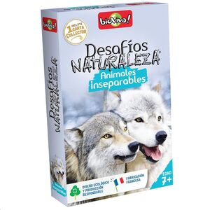 DESAFIOS NATURALEZA: ANIMALES INSEPARABLES