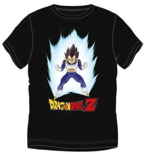 DRAGON BALL Z CAMISETA VEGETA XL