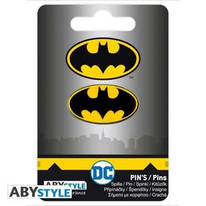BATMAN PIN LOGO DC COMICS