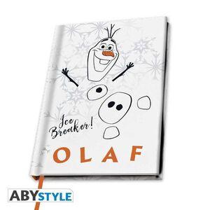 FROZEN 2 CUADERNO A5 OLAF DISNEY