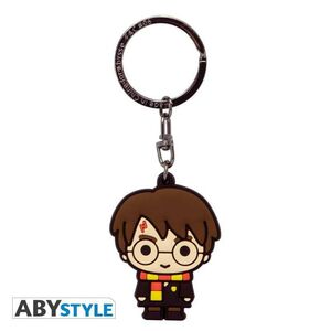 HARRY POTTER LLAVERO PVC HARRY CHIBI