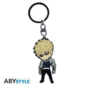 ONE PUNCH MAN LLAVERO PVC GENOS SD
