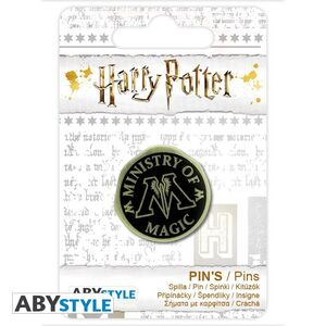 HARRY POTTER PIN MINISTRY OF MAGIC