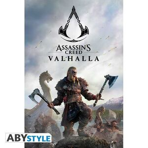 POSTER ASSASSIN'S CREED VALHALLA RAID 91.5 X 61 CM