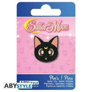 SAILOR MOON PIN LUNA