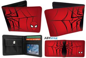 SPIDERMAN CARTERA SPIDER-MAN