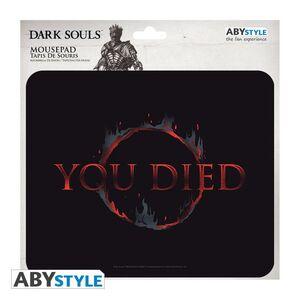 DARK SOULS - FLEXIBLE MOUSEPAD - YOU DIED